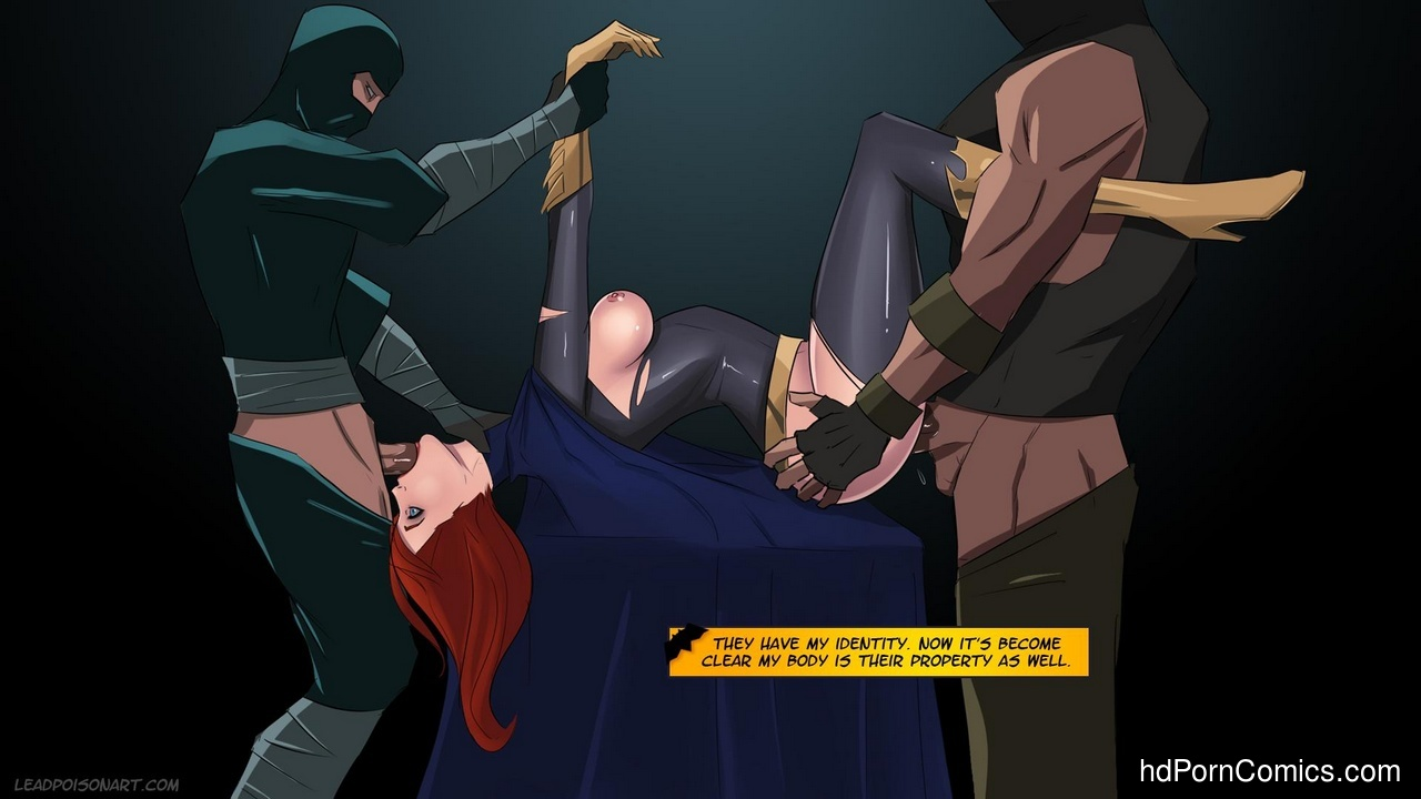Slave Crisis 2 - The Dark Maiden 16 free sex comic