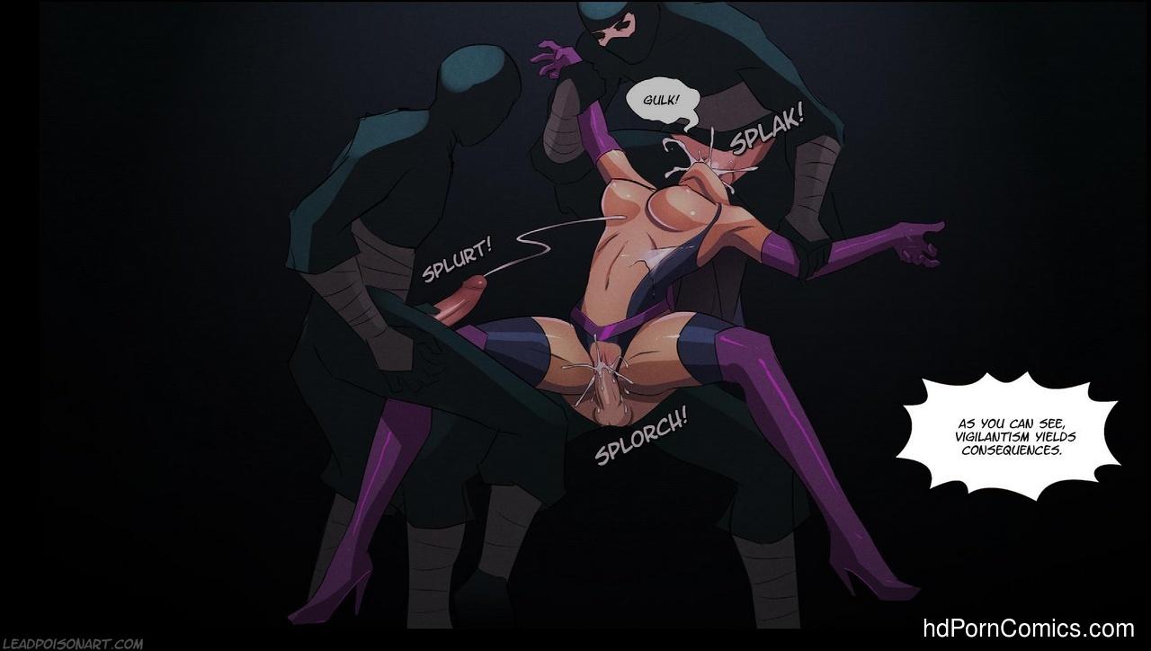 Slave Crisis 3 - Triple Threat 18 free sex comic