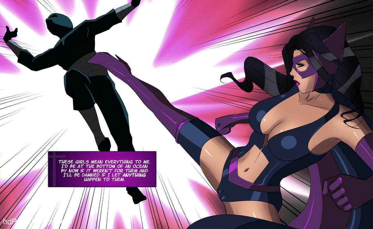 Slave Crisis 3 - Triple Threat 8 free sex comic