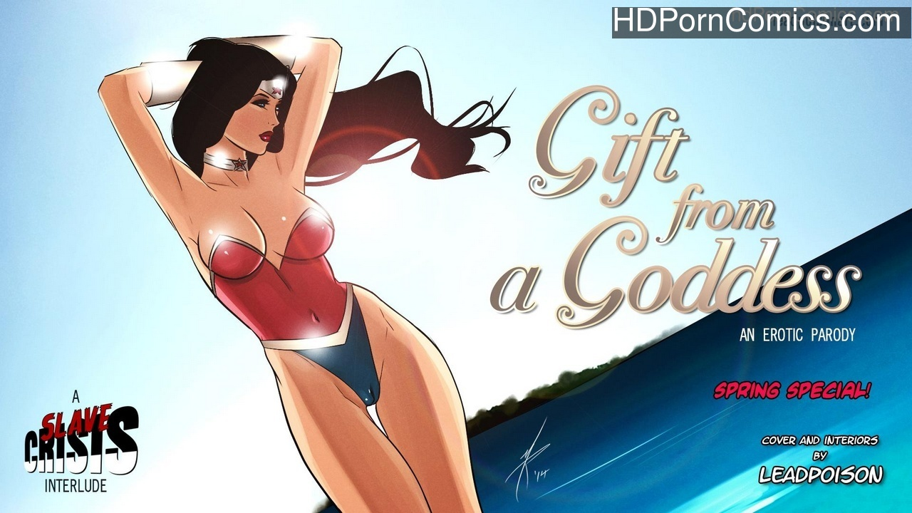 Slave Crisis 4 – Gift From A Goddess Sex Comic