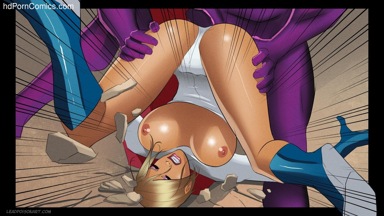 Slave Crisis 5 - Power Bomb 14 free sex comic