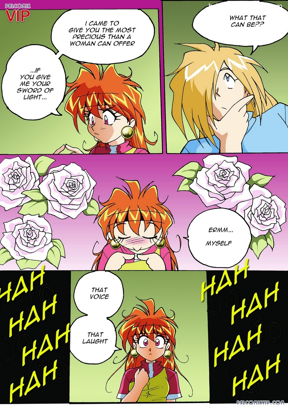 Slayers Delicious 5 free sex comic