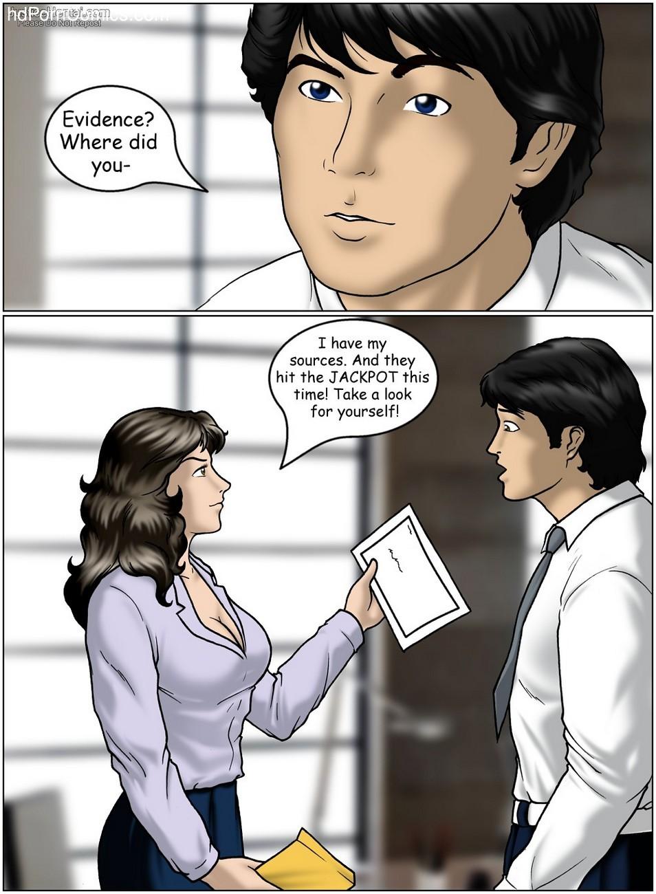 Smallville's Big Secret 5 free sex comic