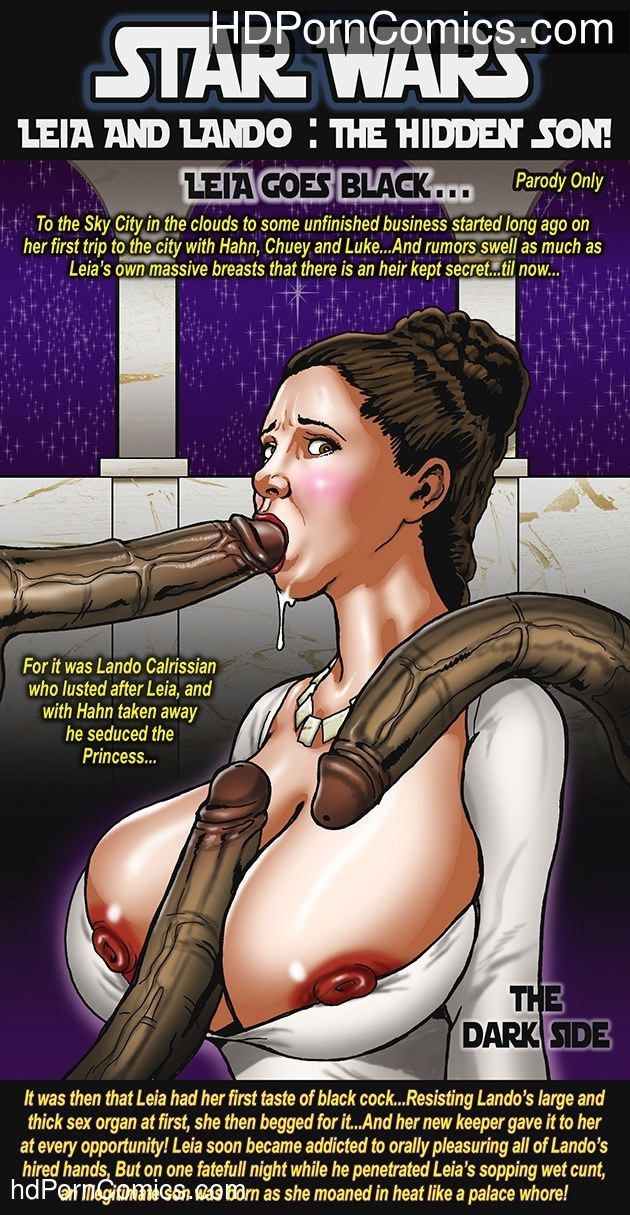 Smudge – Leia and Lando Star Wars1 free sex comic