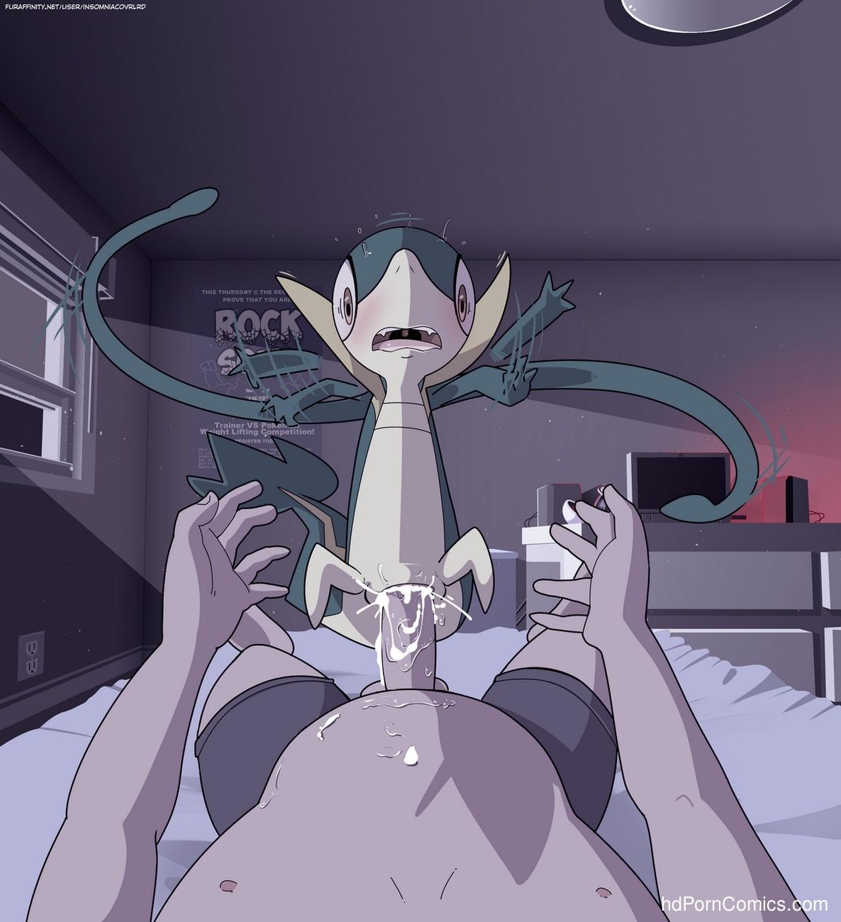 Snivy Night 12 free sex comic