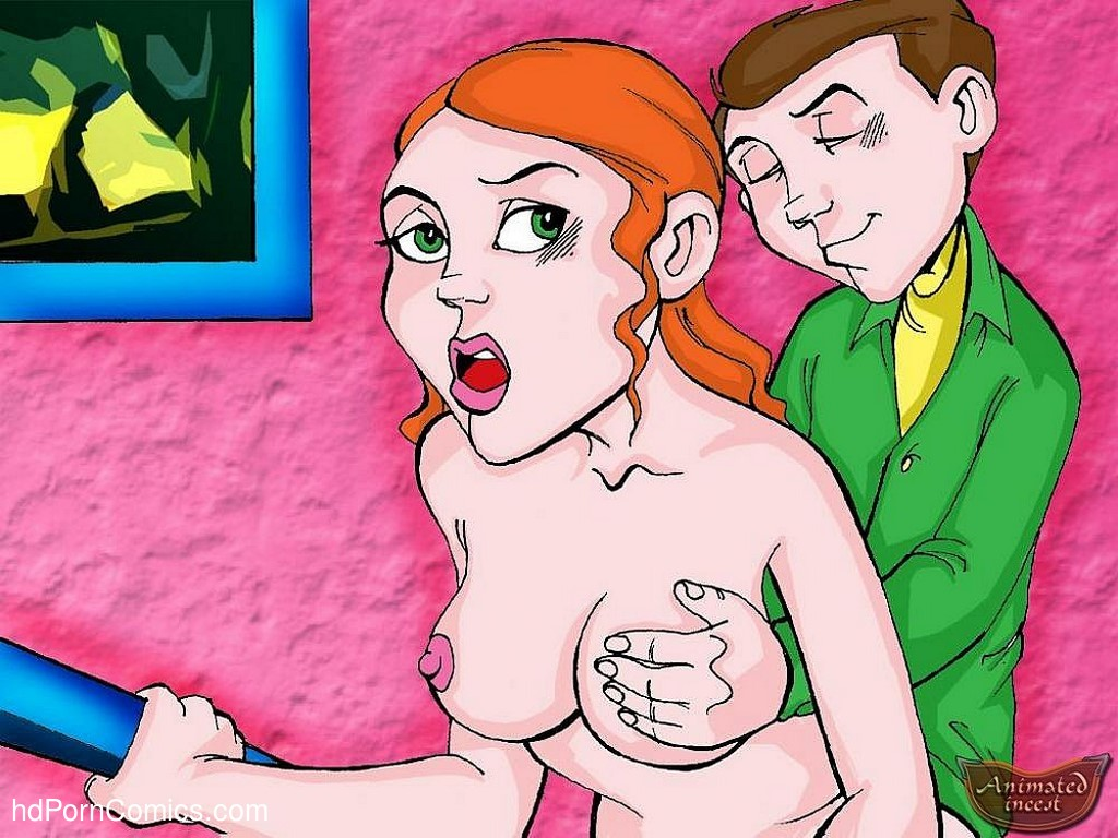 Sometimes dreams can come true Incest Comics8 free sex comic