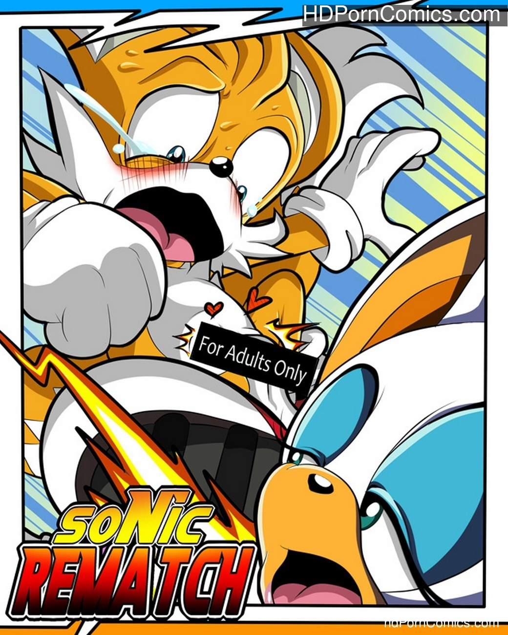 Sonic-Rematch1 free sex comic