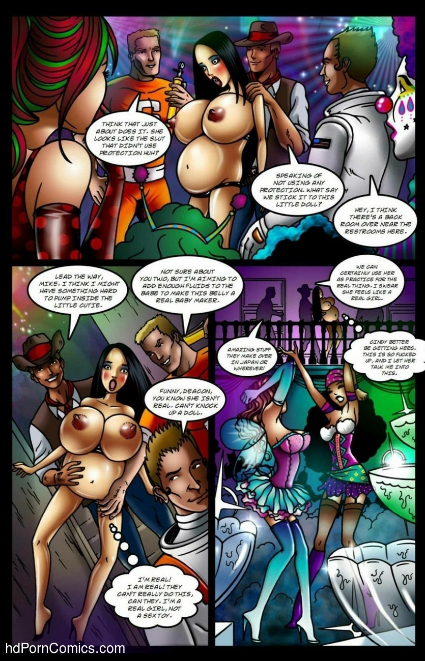 Spells R Us - All Dressed Up 19 free sex comic