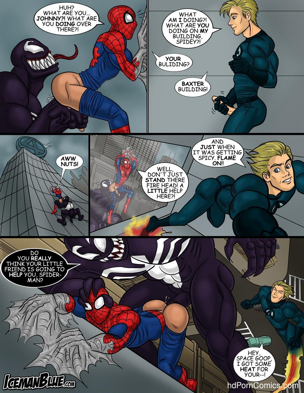 Spider-Man 5 free sex comic