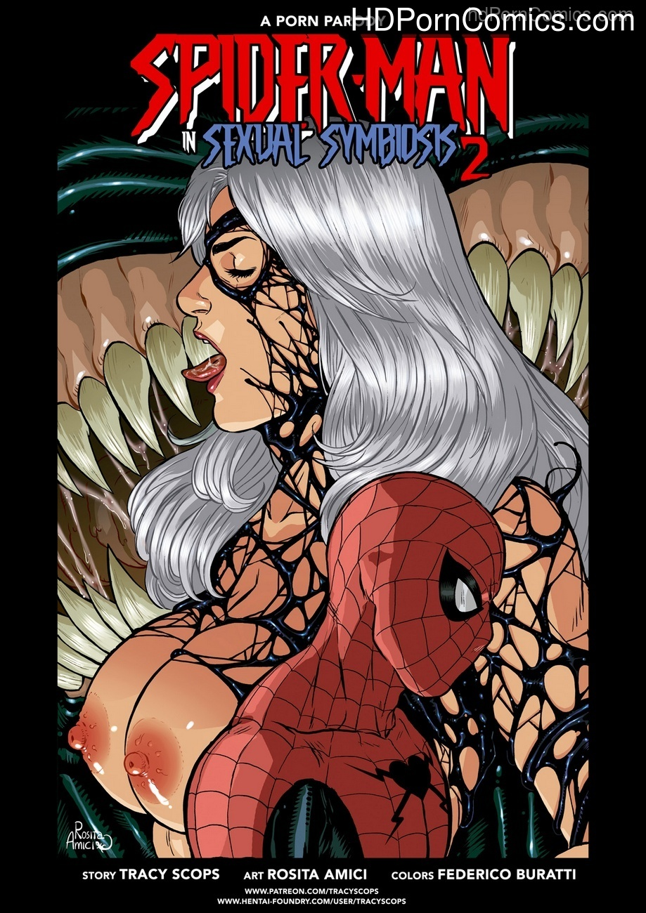 Spider-Man Sexual Symbiosis 2 Sex Comic