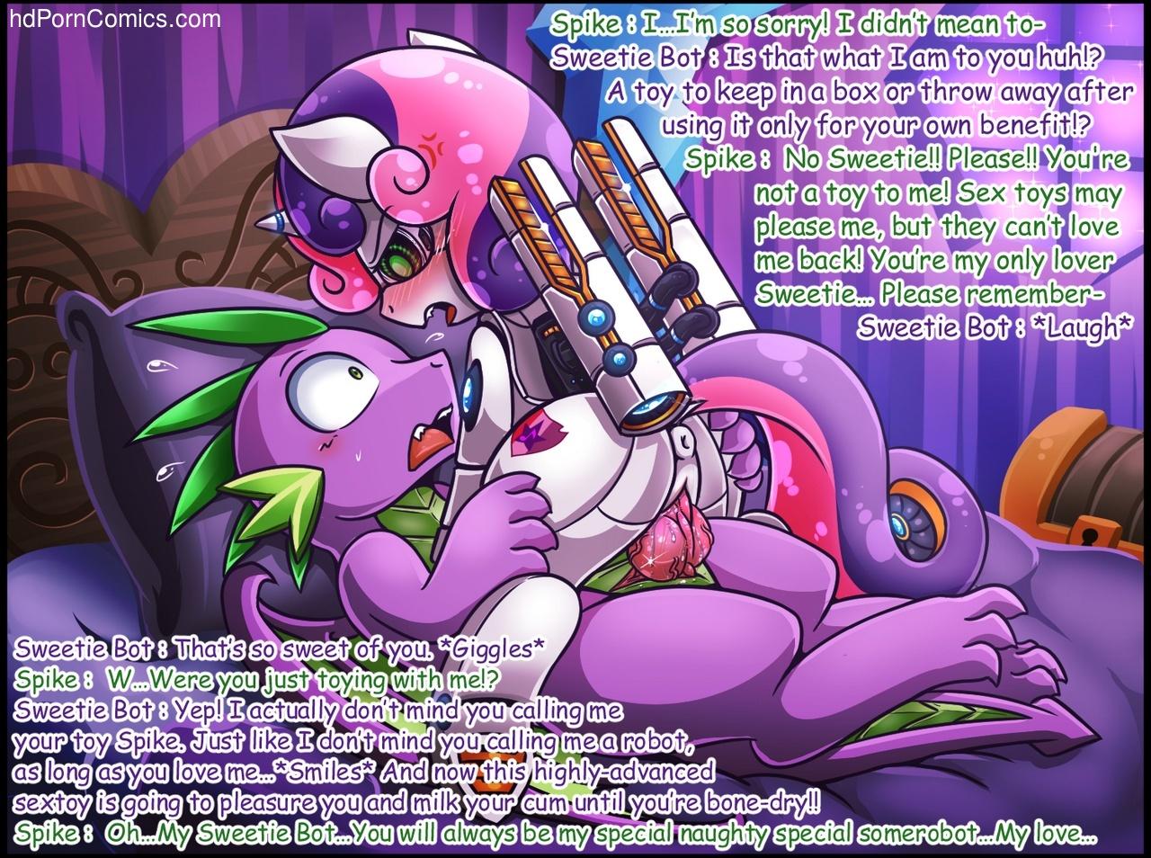 Spike-X-Sweetie-Bot10 free sex comic