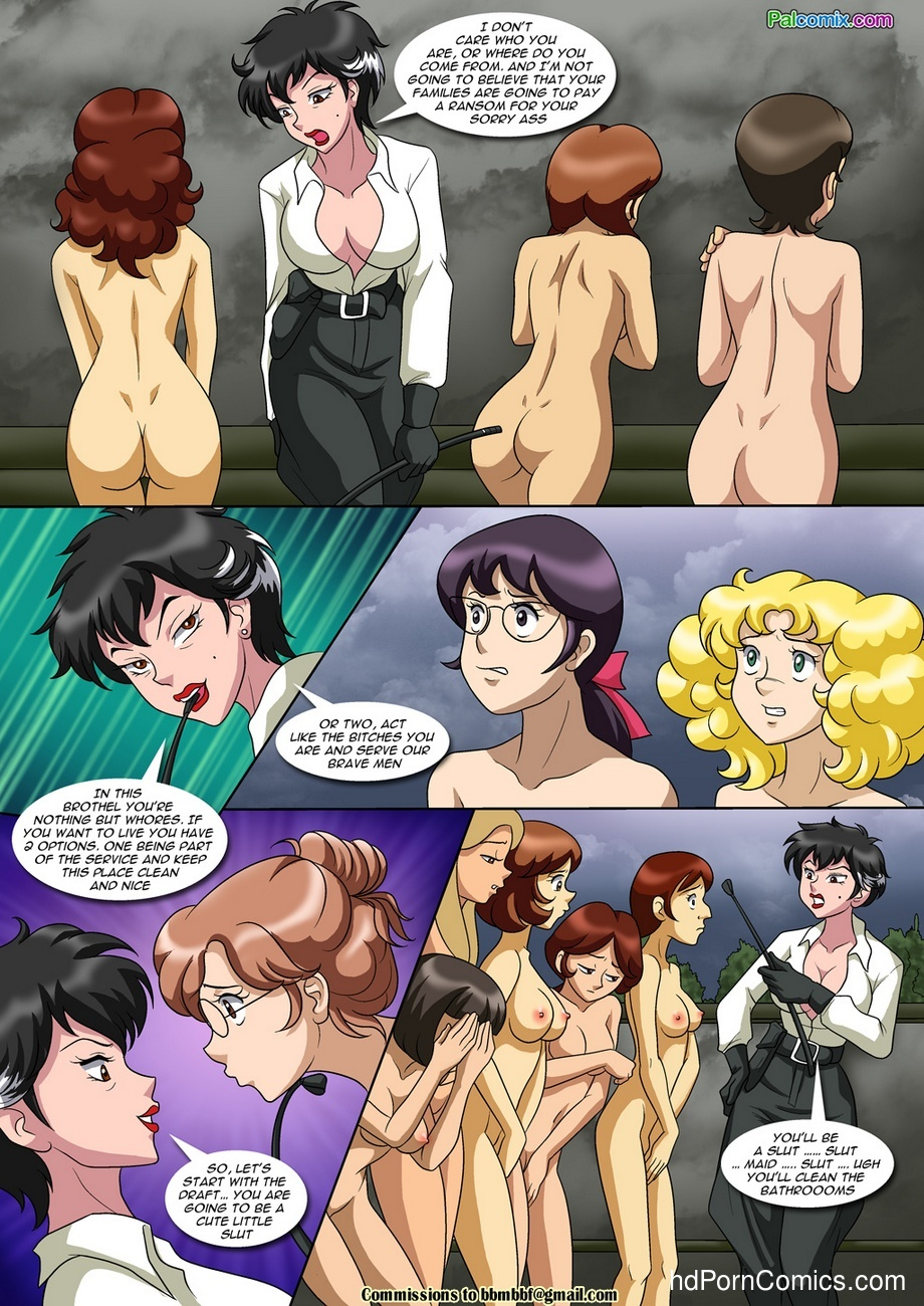 Candice's Diaries 4 - Spoils Of War 1 12 free sex comic