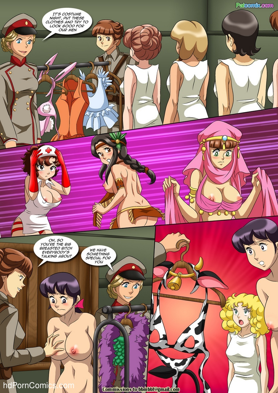 Candice's Diaries 4 - Spoils Of War 1 29 free sex comic