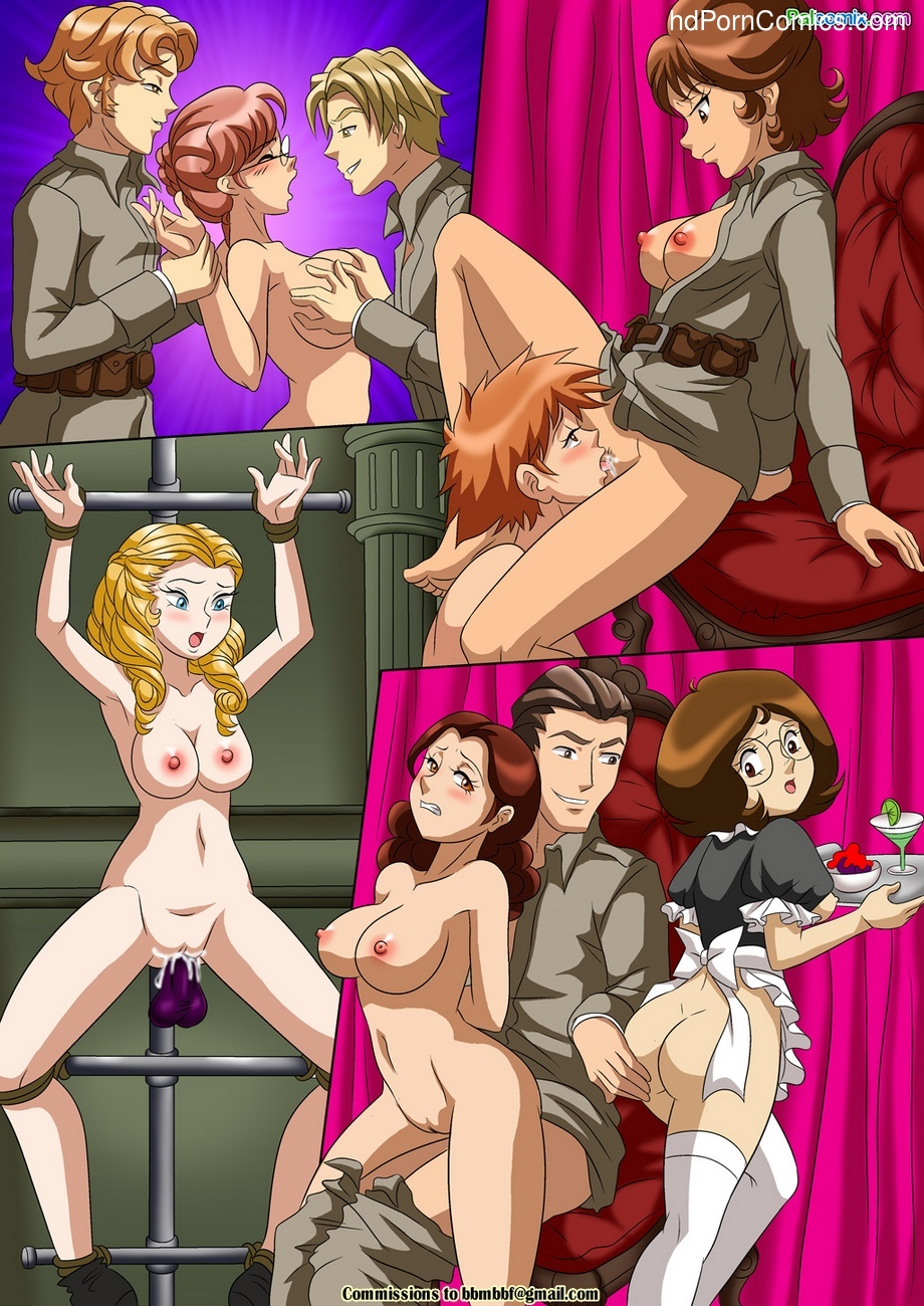Candice's Diaries 4 - Spoils Of War 1 35 free sex comic