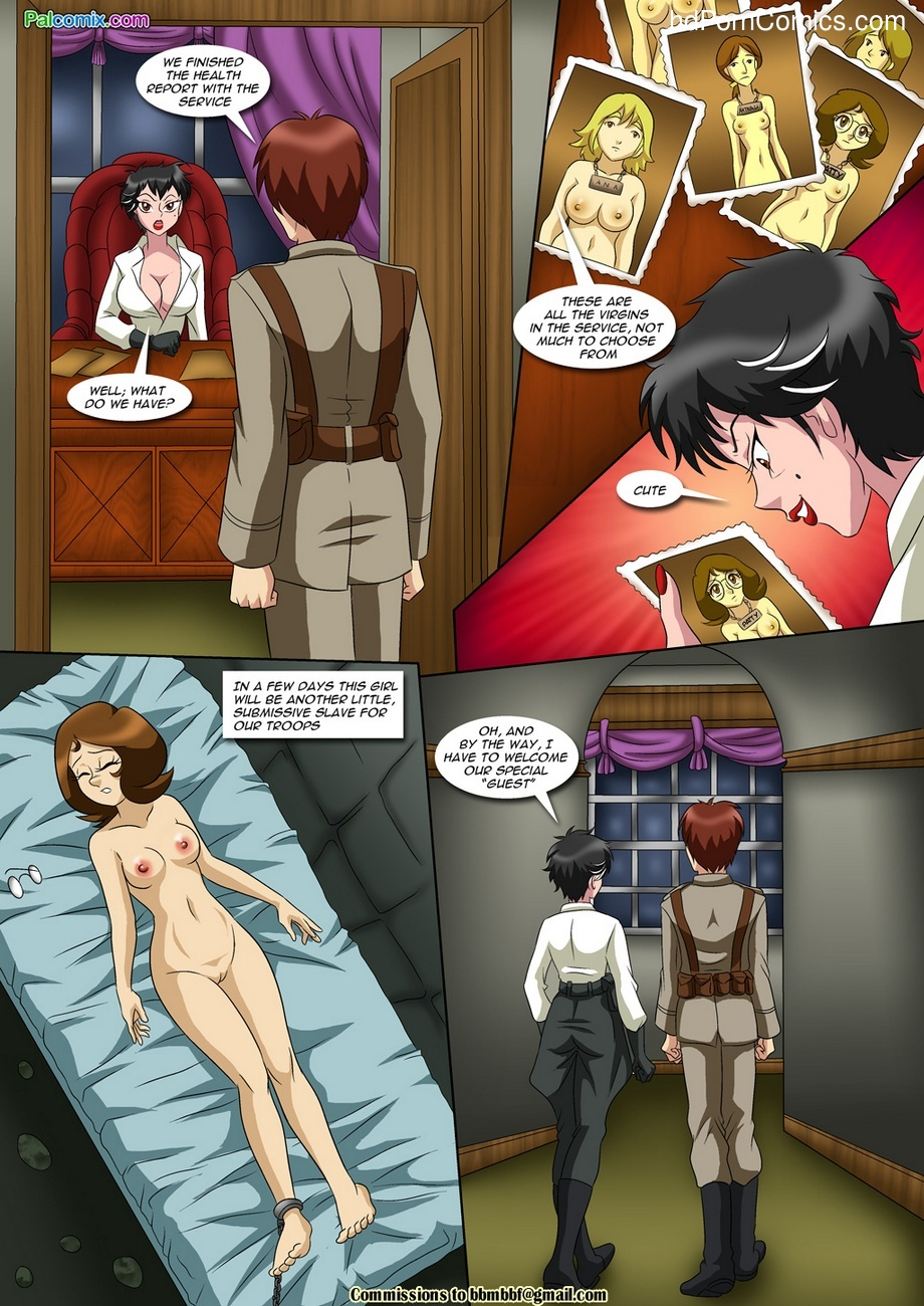 Candice's Diaries 4 - Spoils Of War 1 47 free sex comic