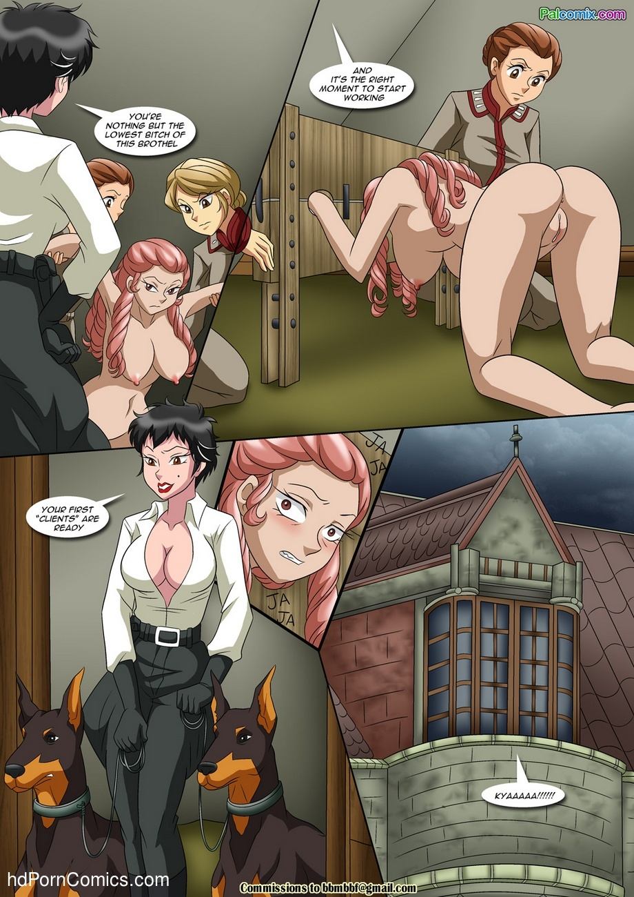 Candice's Diaries 4 - Spoils Of War 1 49 free sex comic