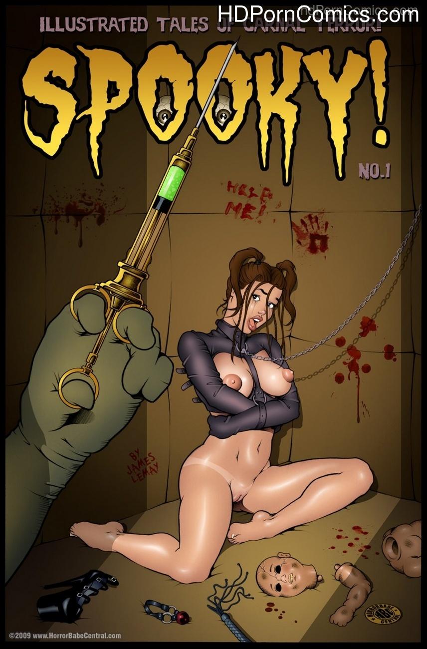 Spooky 1 Sex Comic