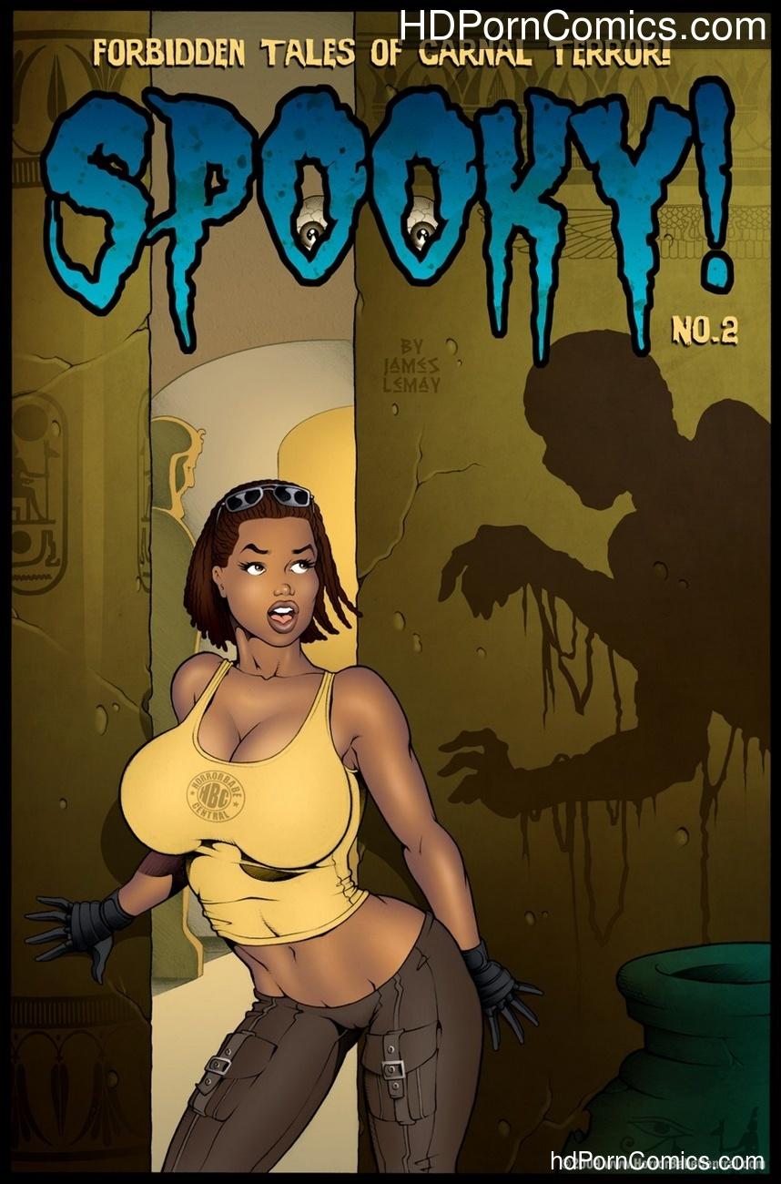 Spooky 2 1 free sex comic