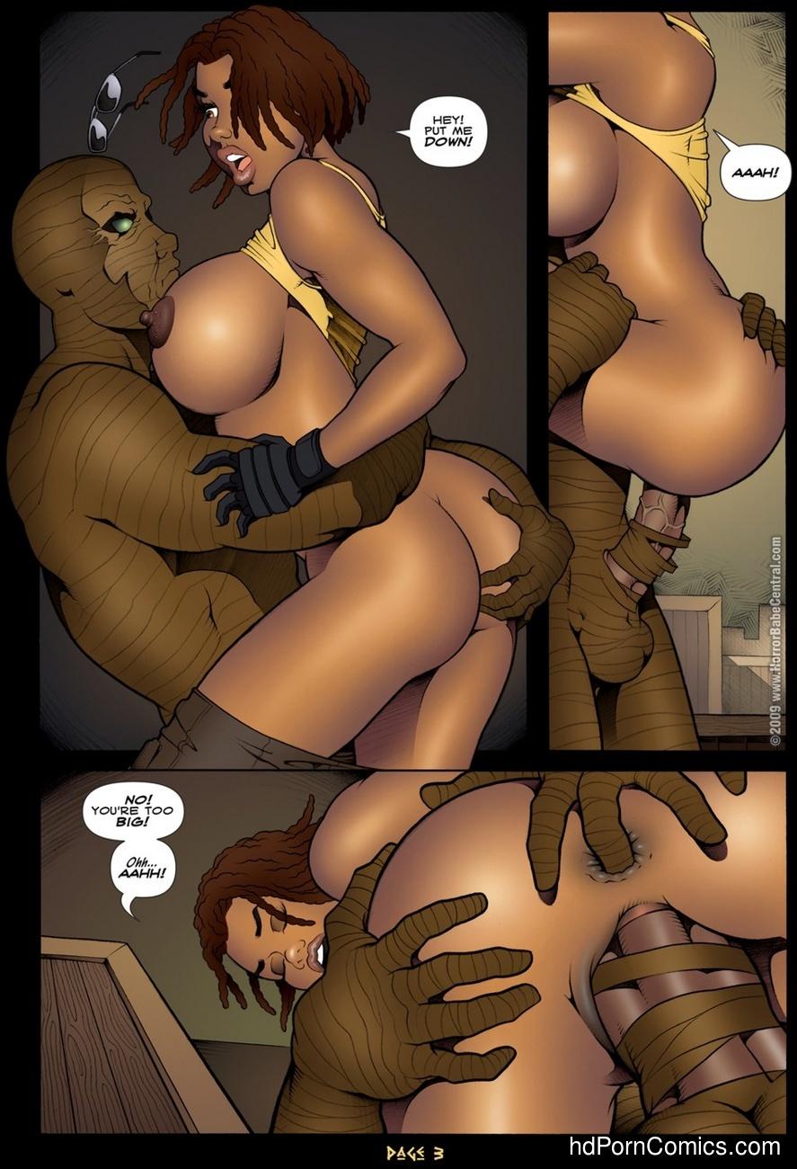 Spooky 2 4 free sex comic