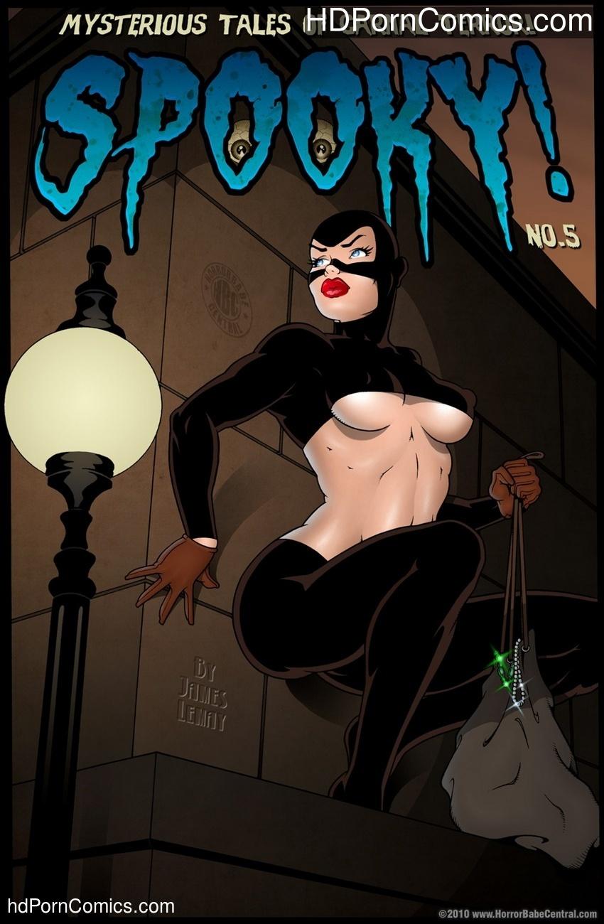 Spooky 5 Sex Comic