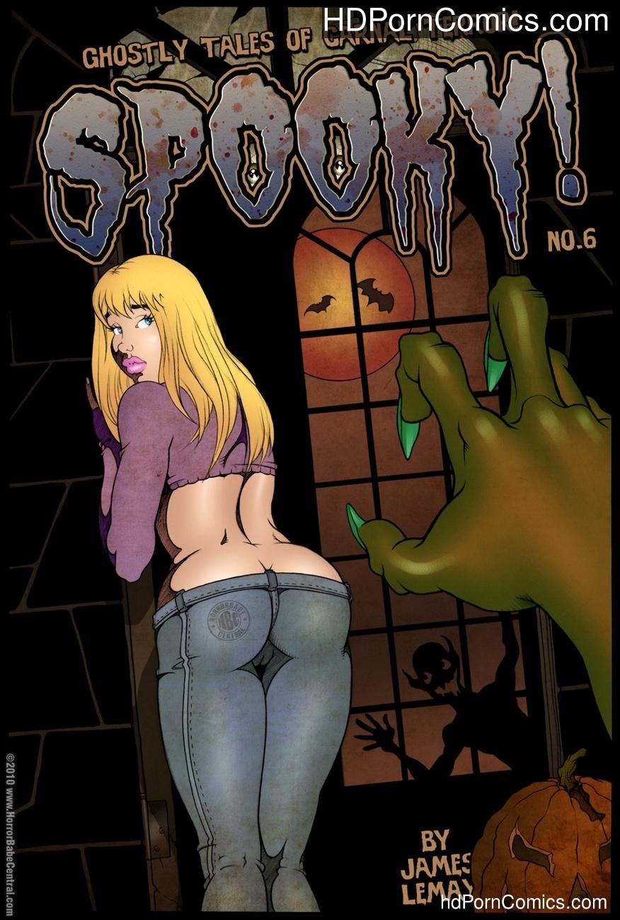 Spooky 6 Sex Comic