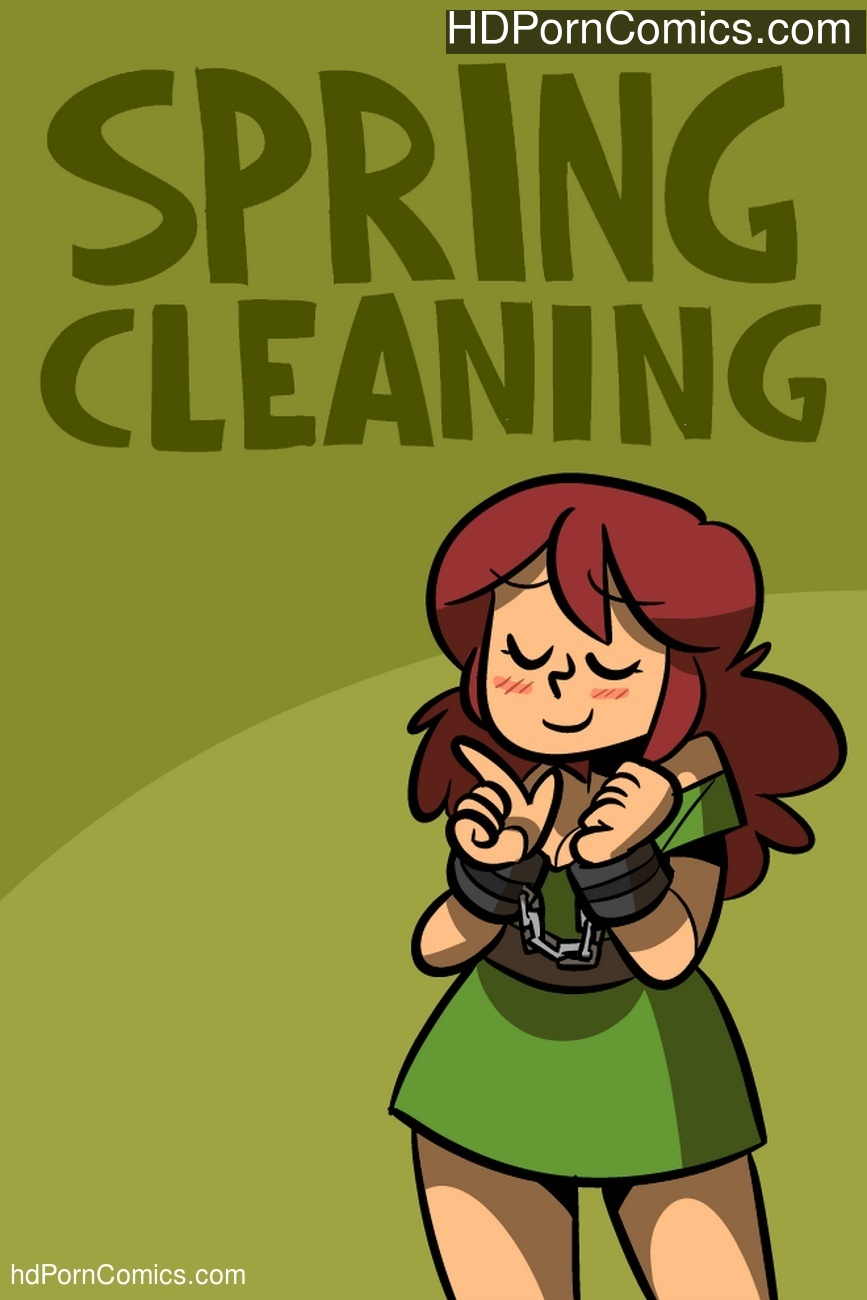 Spring Cleaning Sex Comic