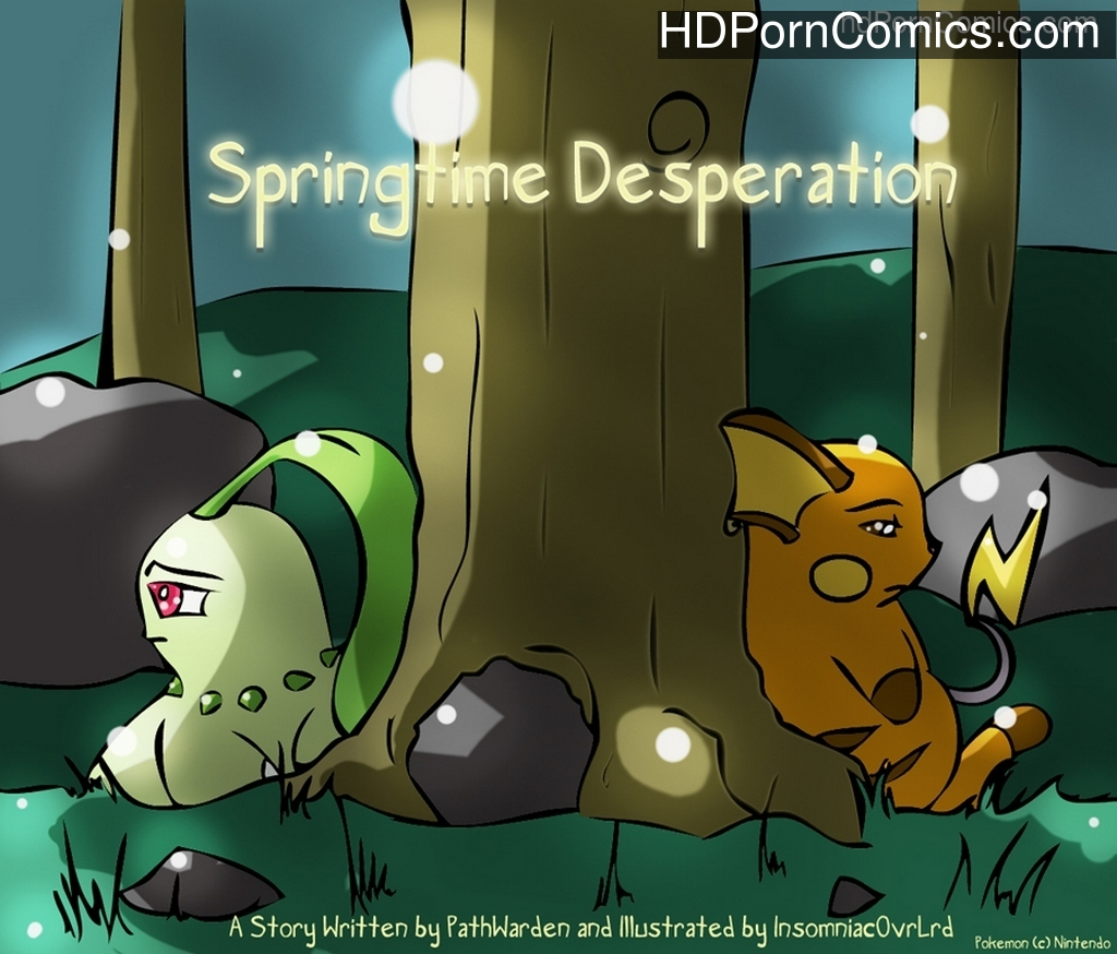 Springtime Desperation 1 free sex comic