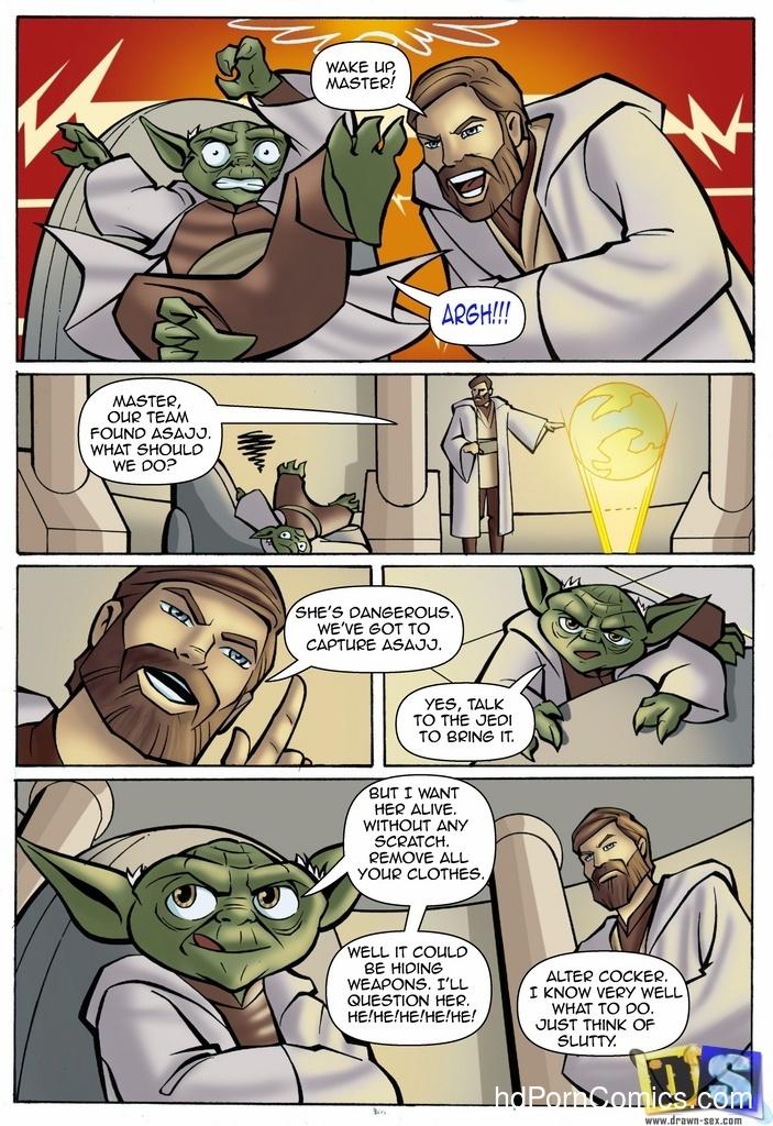 Star Wars Sex 6 free sex comic