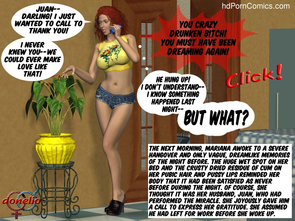 Strideri- Mom's Surprise free Cartoon Porn Comic