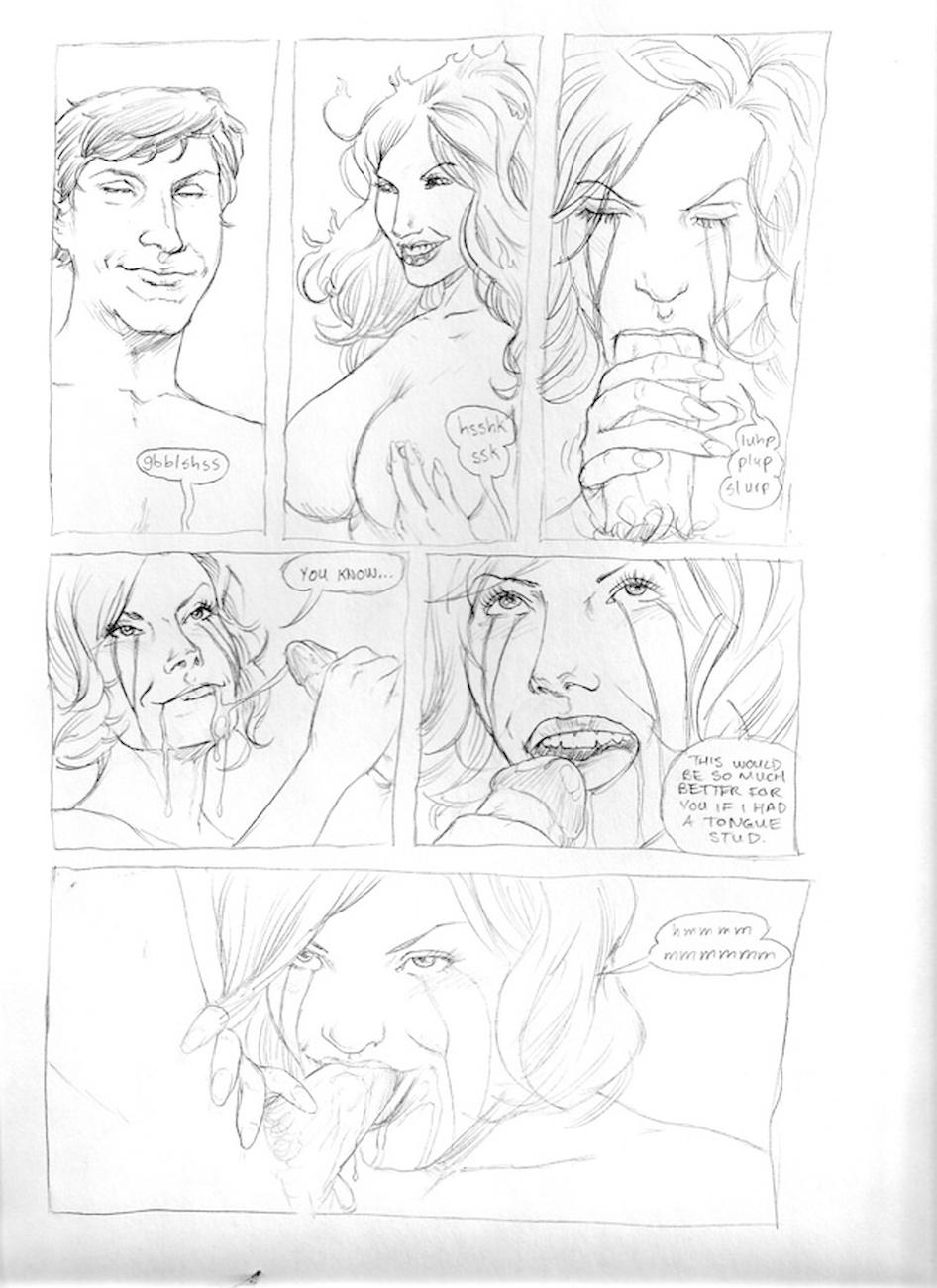 Submission Agenda 5 - The Invisible Woman 27 free sex comic