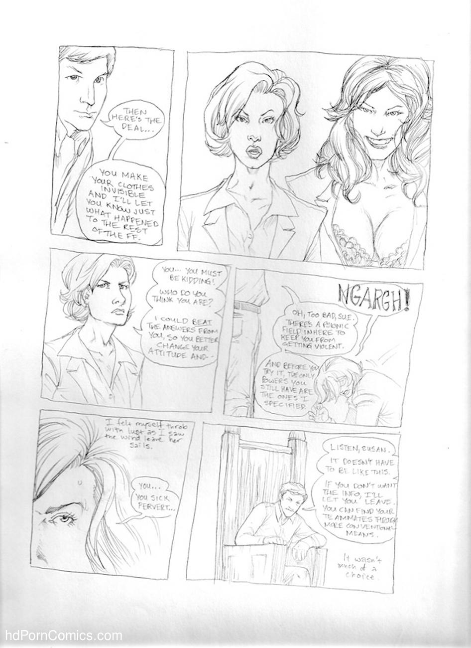 Submission Agenda 5 - The Invisible Woman 6 free sex comic