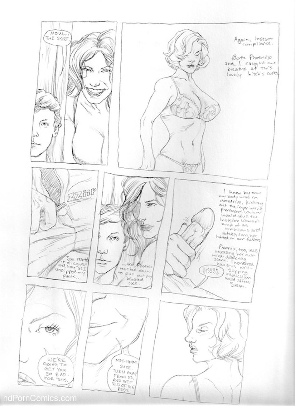 Submission Agenda 5 - The Invisible Woman 9 free sex comic