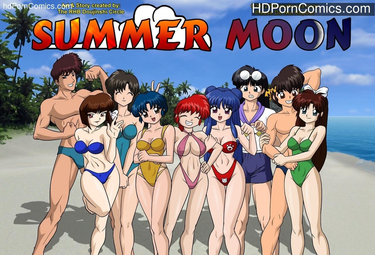 Summer Moon Sex Comic