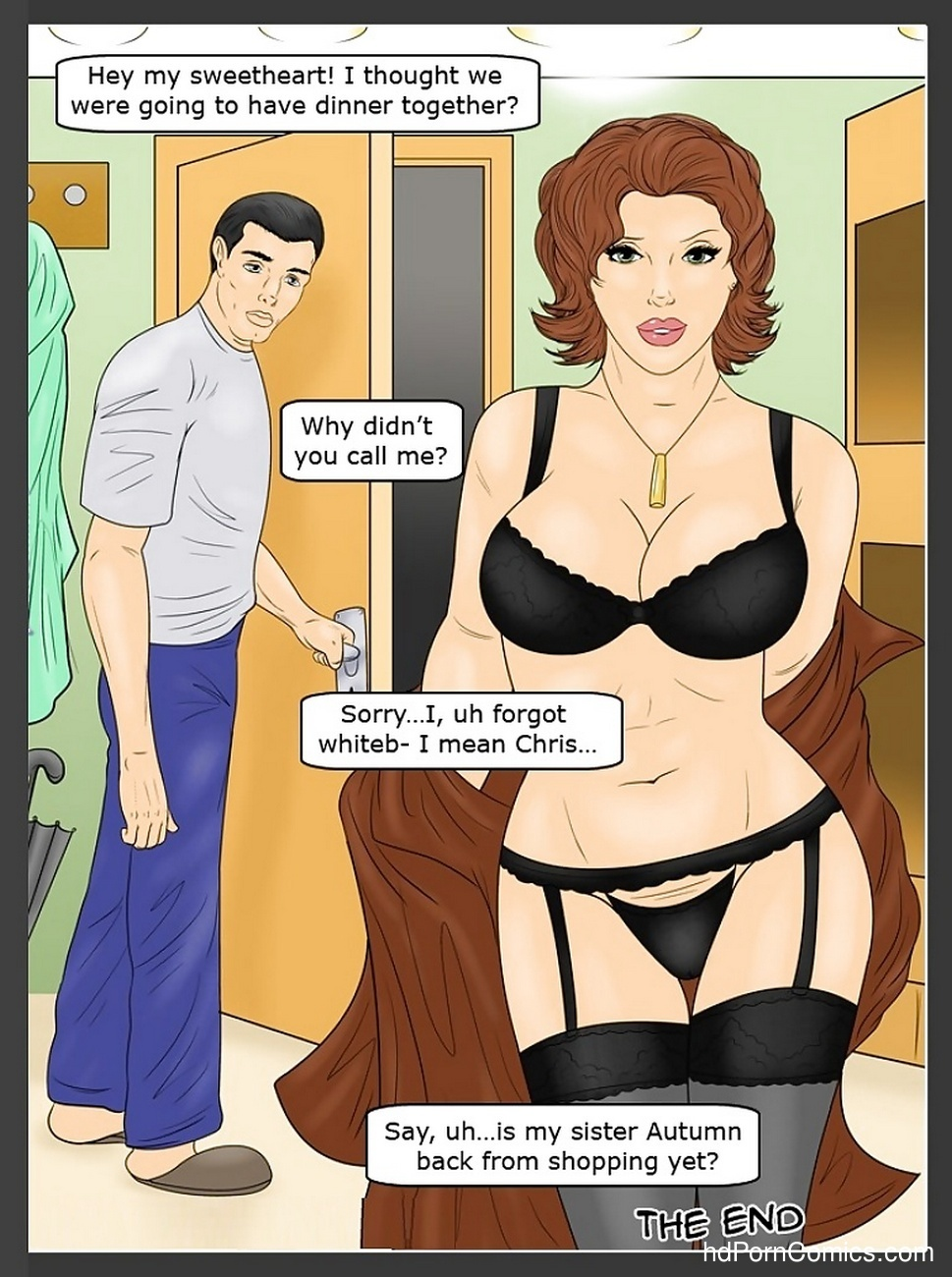 Summer The Slave 19 free sex comic