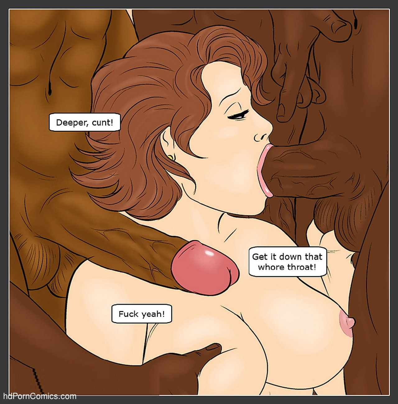 Summer The Slave 9 free sex comic