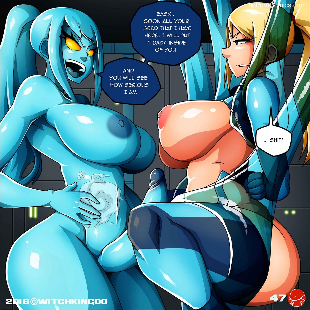 zero suit samus porn game