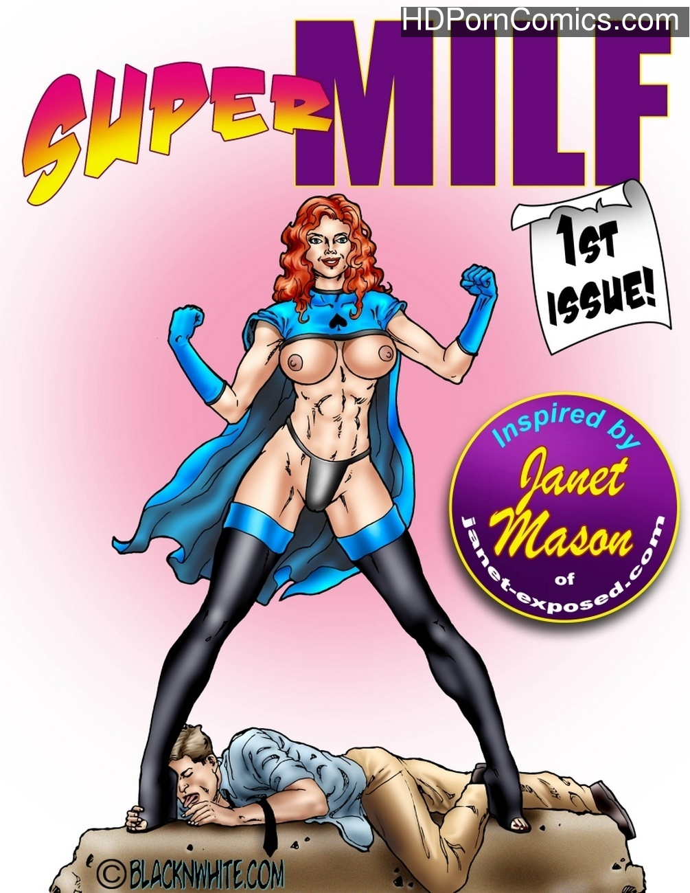 Super Milf 1 Sex Comic