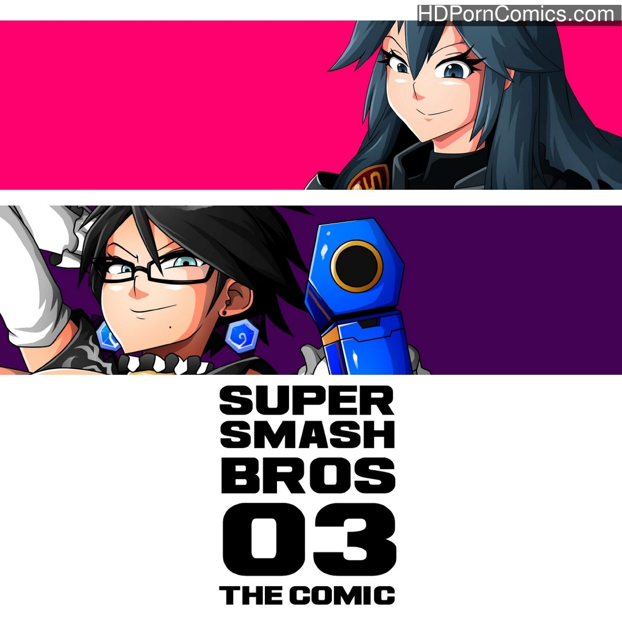 Super Smash Bros 3 Sex Comic