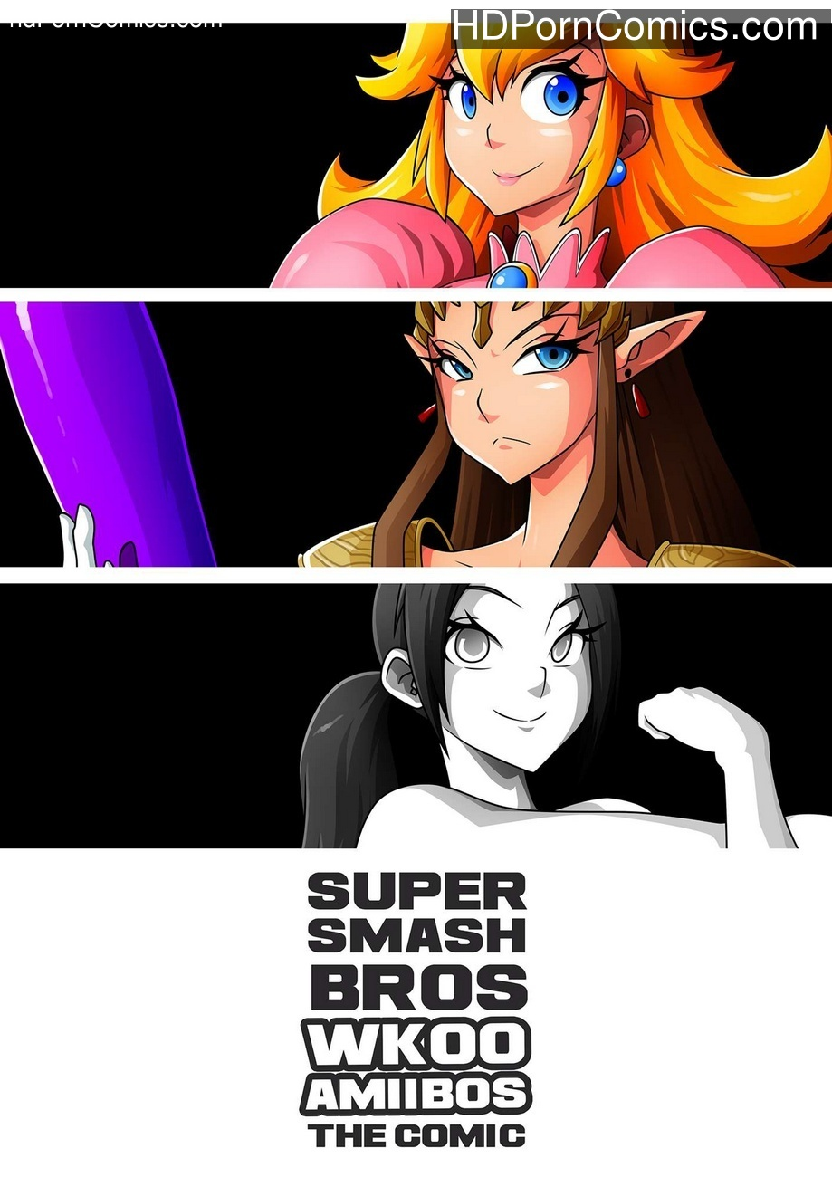 Super Smash Bros 1 1 free sex comic