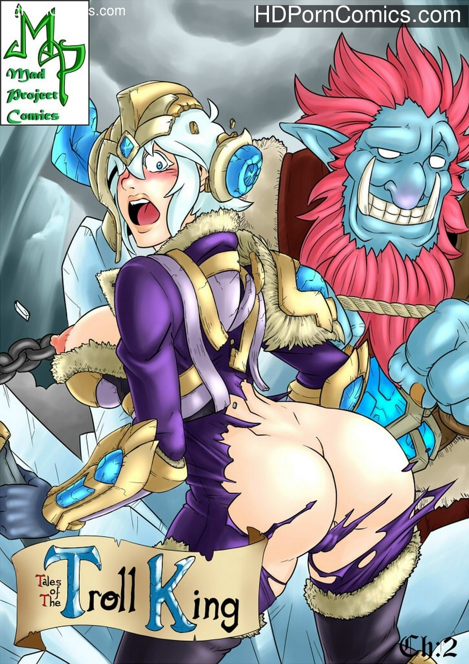 Tales Of The Troll King 2 Sex Comic