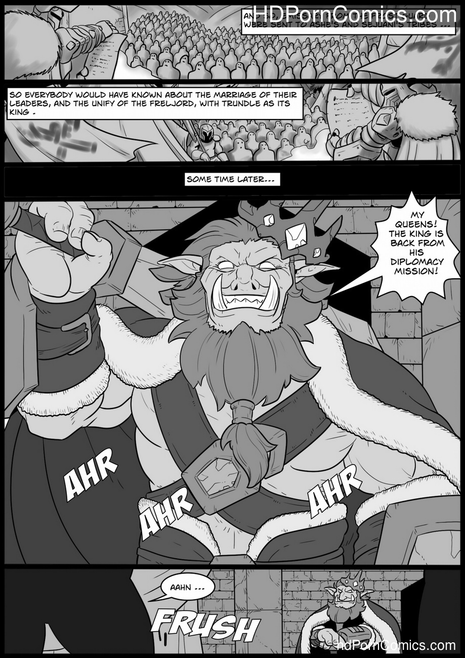 Tales Of The Troll King 3 - Ashe 21 free sex comic