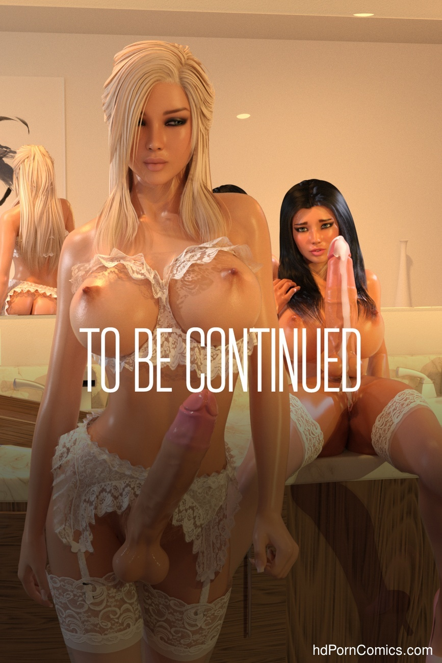 Tatiana & Kayla 1 – Girls Will Be Girls comic porn