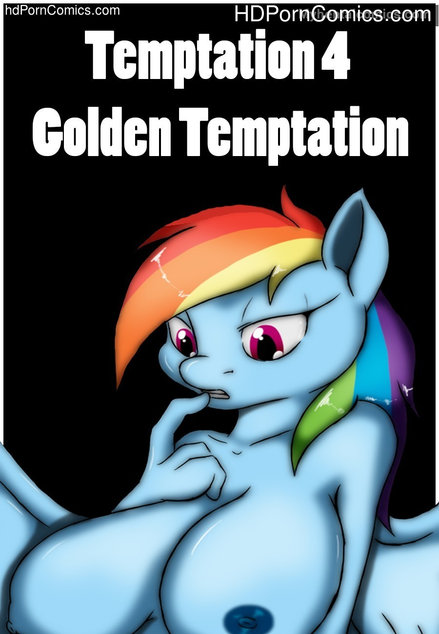 Temptation 4 – Golden Temptation Sex Comic