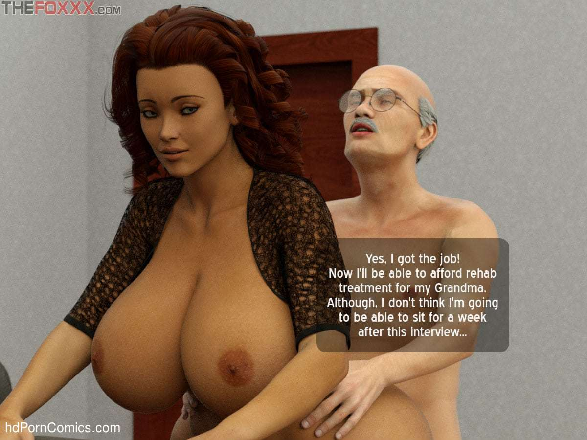 The Foxxx – Azalea's Job Interview free Porn Comic