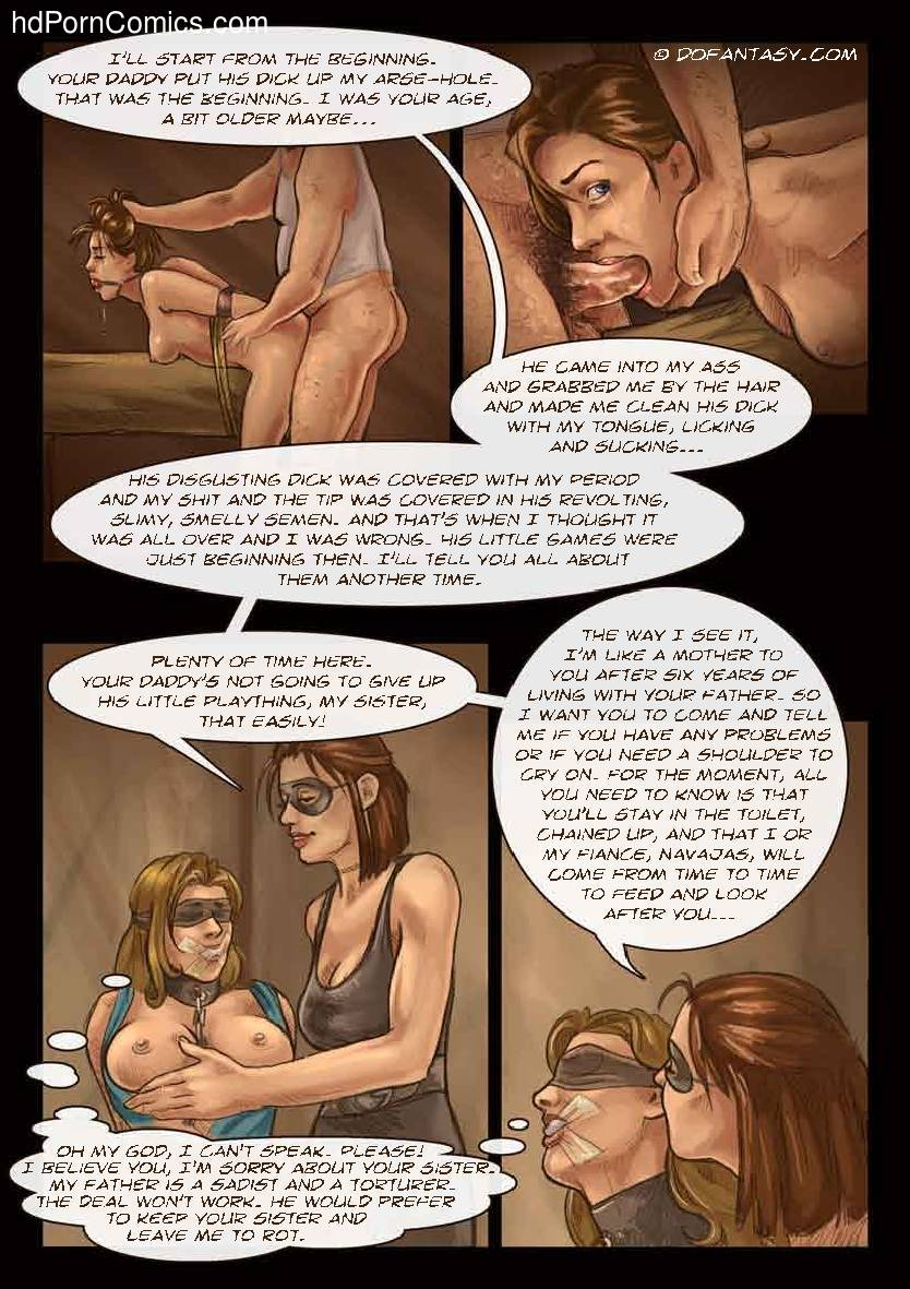 The Hostage 129 free sex comic