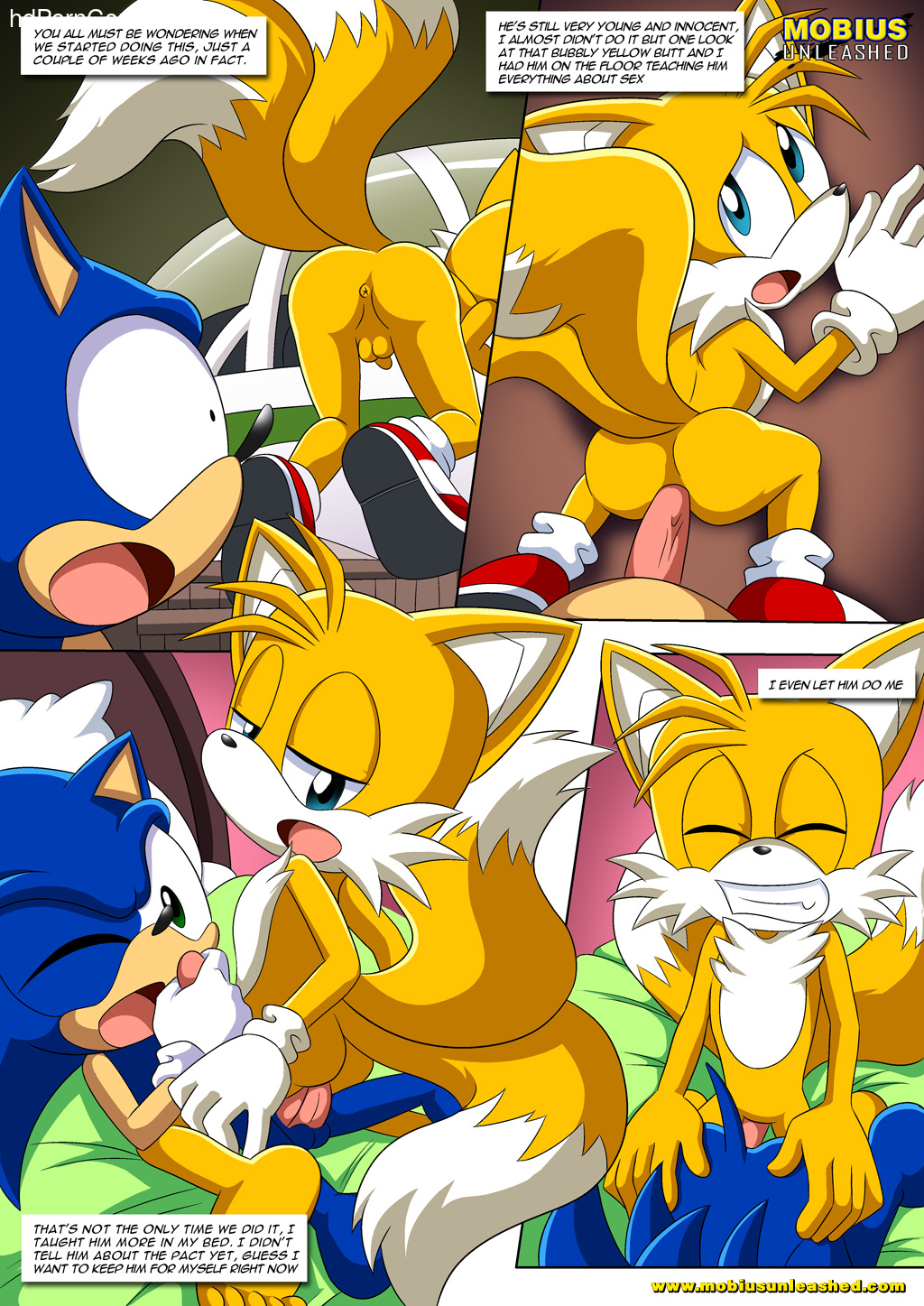 Sonic the hedgehog gay porn