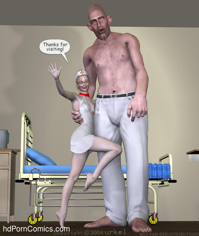 The Patient in Room 313 free Cartoon Porn Comic