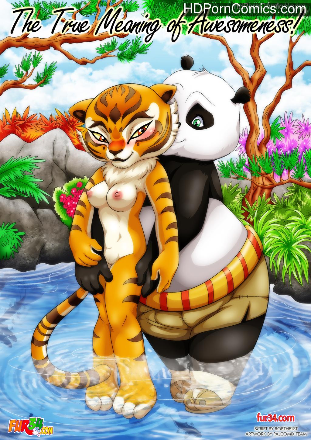 kung fu panda viper nackt