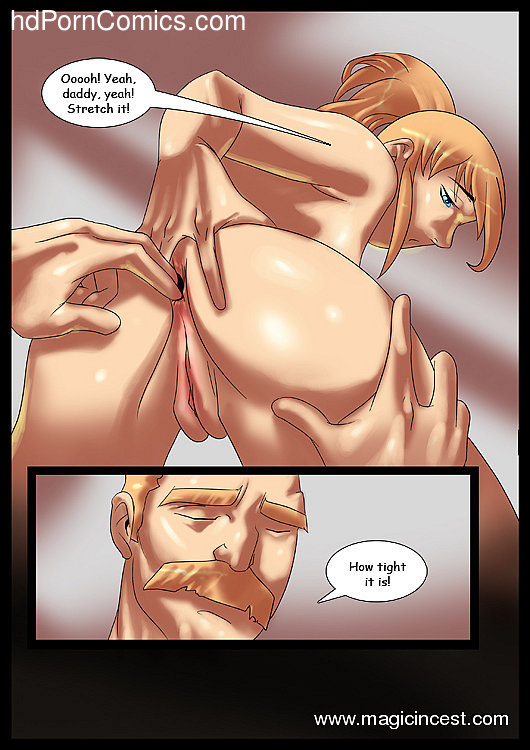 Anal porn comics