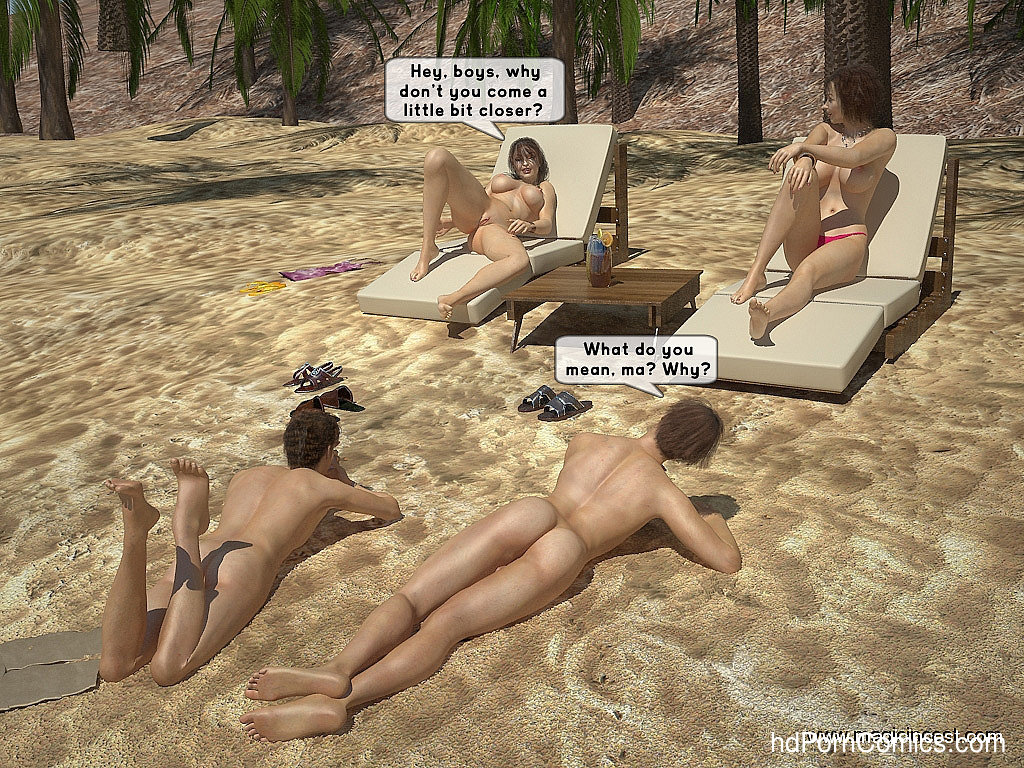 The hot orgy in the hot sun7 free sex comic